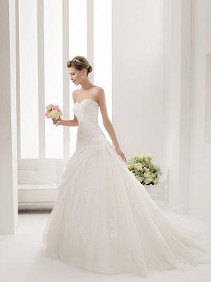 Vestidos novia yuncos